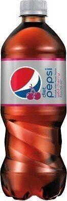 Wild cherry soda - Product - en