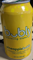 Bubbly pineapple - Product