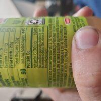 Green Tea Watermelon - Ingredients - en
