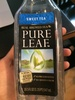 Pure Leaf Sweet Tea - Produit