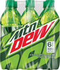 Mountain dew soda - Product