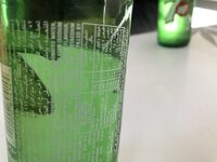7 up - Informations nutritionnelles