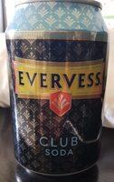 Club soda - Product