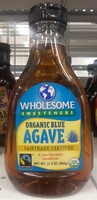Organic Blue Agave - Product