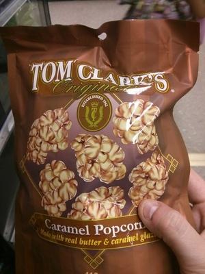 Caramel Popcorn - Product