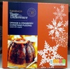 Orange & Cranberry Pudding - Produit