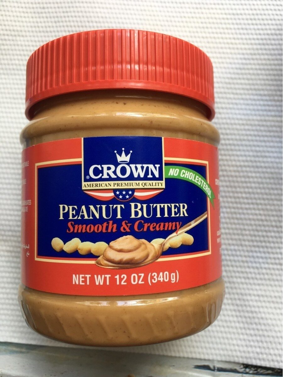 Crown Butter Smooth & Creamy Peanut Butter - Prodotto - fr