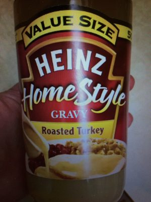 Turkey gravy - Product