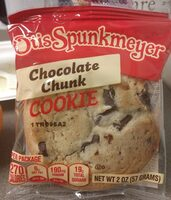 Chocolate chip cookie - Product - en