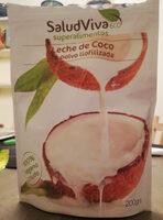 Leche de coco polvo liofilizada - Producte