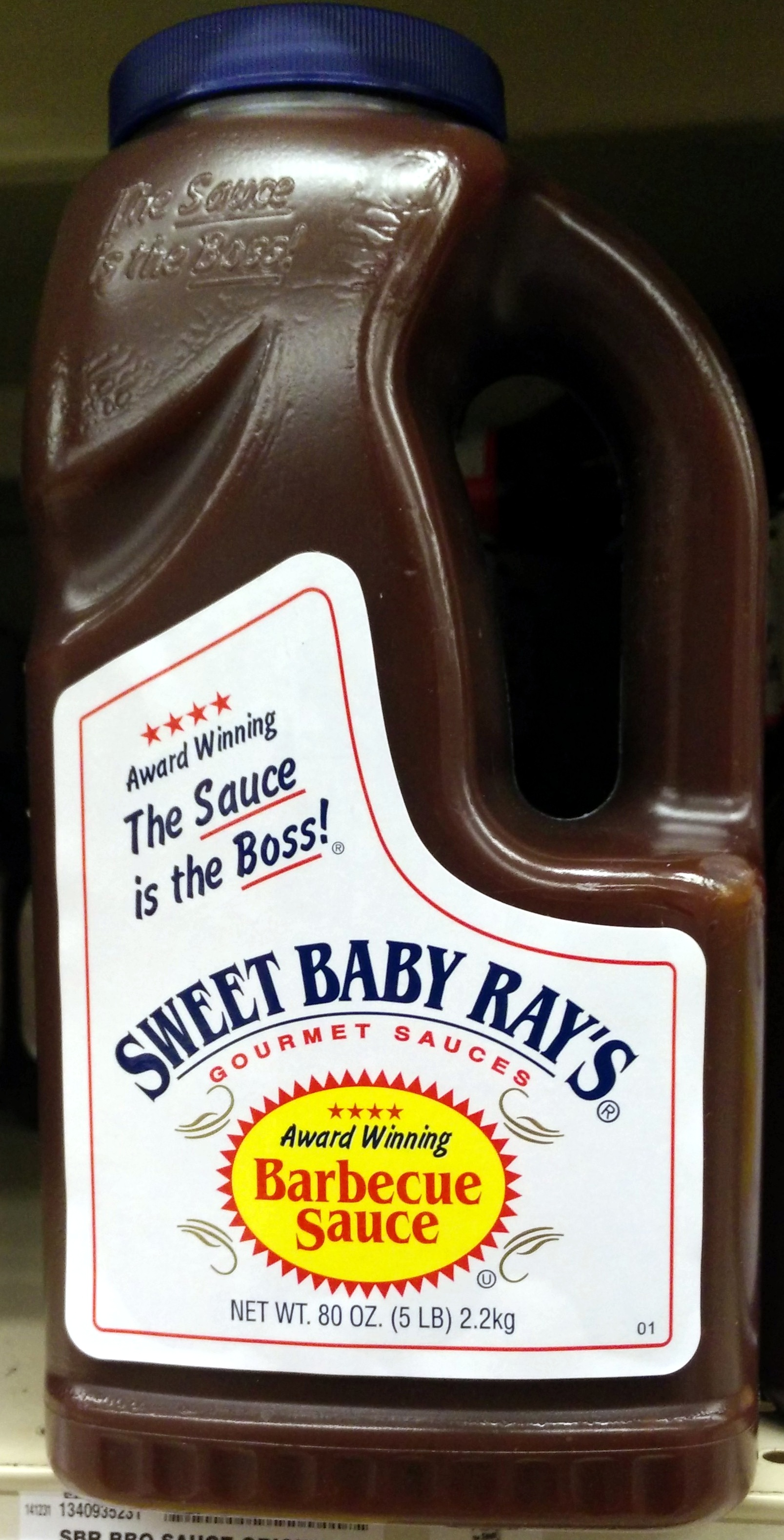 Barbecue Sauce - Product
