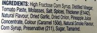 Sweet Baby Rays Steakhouse Marinade & Sauce - Ingredients