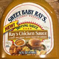 Rays chicken sauce - Product - en