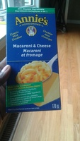 Macaroni au fromage - Product - en