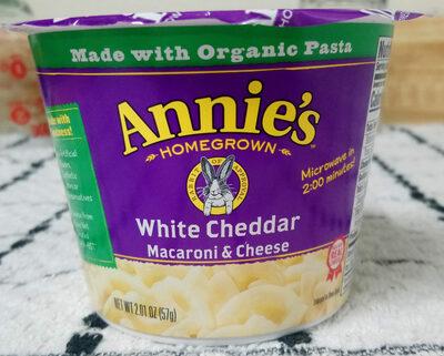 White Cheddar Macaroni & Cheese - Produit