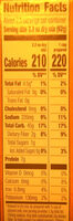 Annie's Homegrown Organic Vegan Shell Pasta and Creamy Sauce - Nutrition facts - en