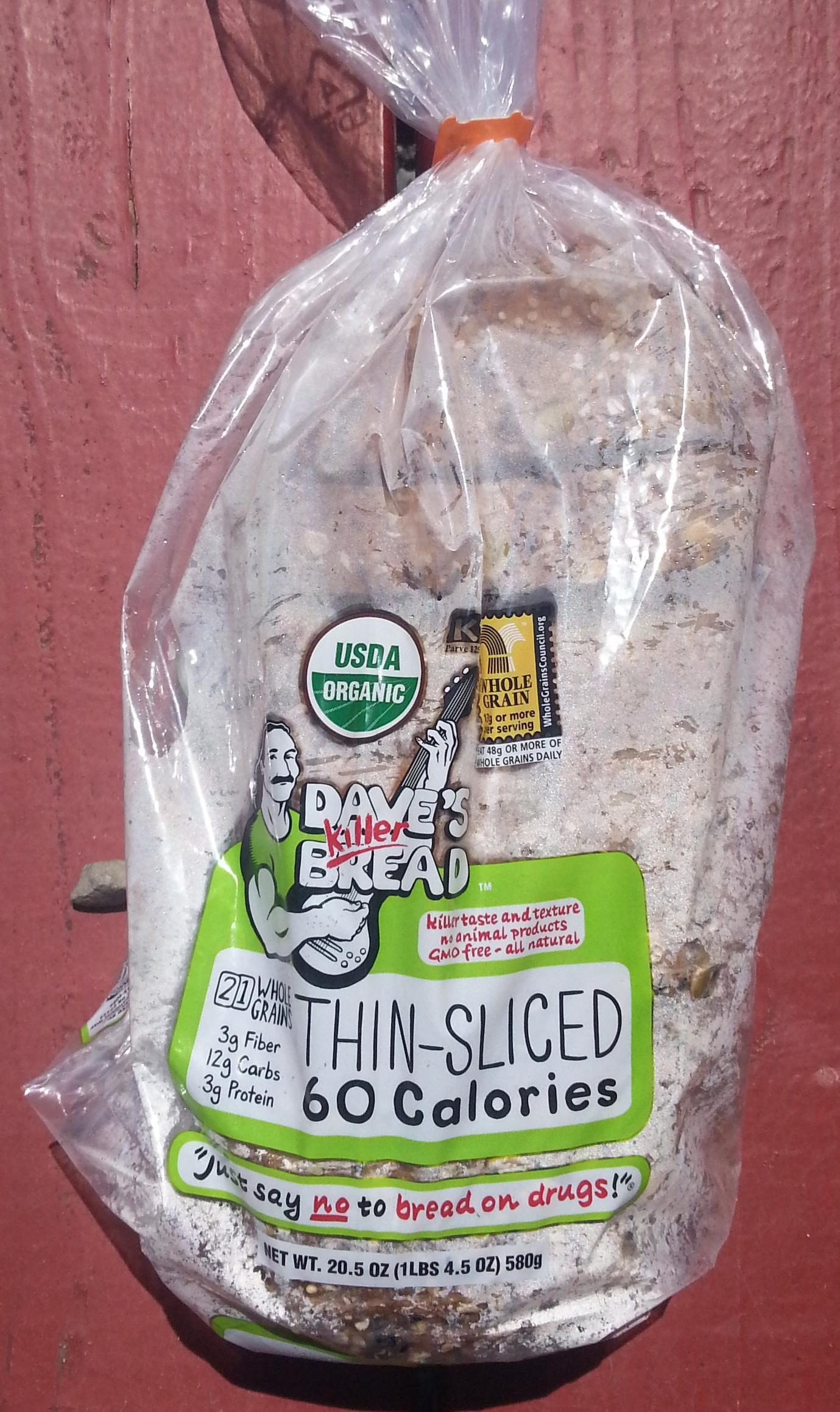organic Bread - Product