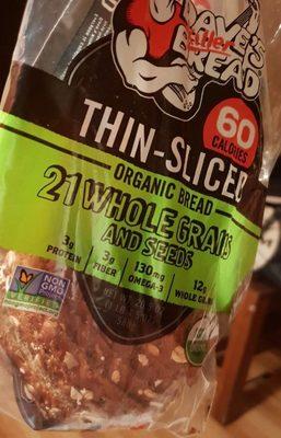 organic Bread - Produit - fr