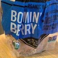 Boomin' Berry Organic Bagels - Product