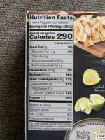 Lean Cuisine Marketplace Chicken with Peanut Sauce - Nutrition facts