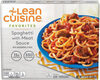Favorites spaghetti with meat sauce - Product