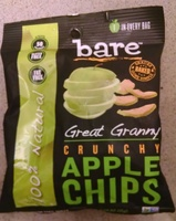 Great Granny Crunchy Apple Chips - Product