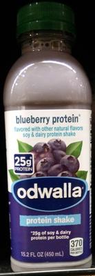Blueberry protein - Produit - en