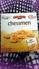Chessmen - sweet & simple cookies - Product