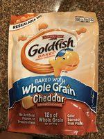 Pepperidge farm crackers cheddar - Product - en