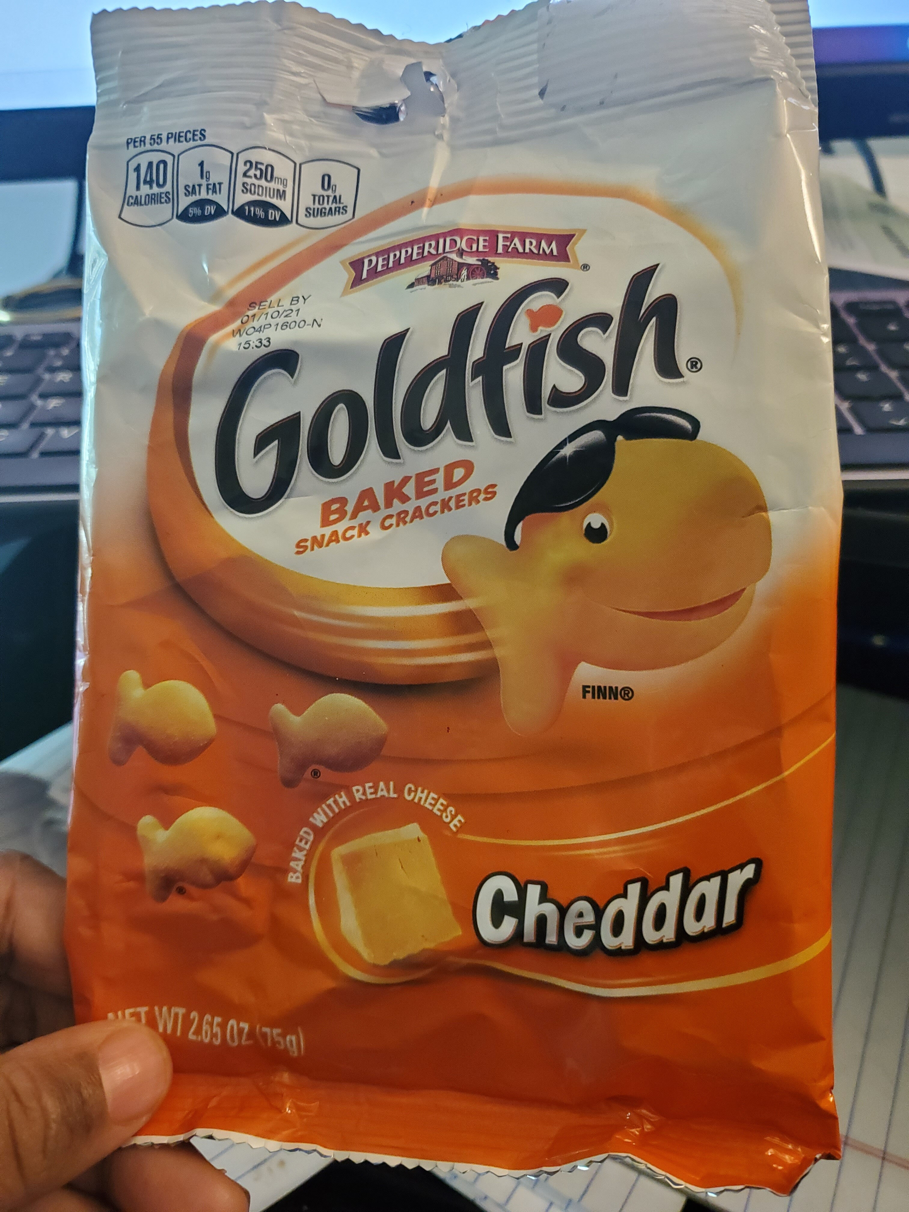 Pepperidge farm crackers - Product - en