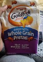 Pepperidge farm crackers pretzel - Product - en
