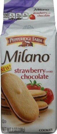 Milano cookies