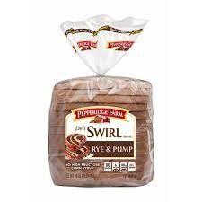 Deli swirl jewish rye & pumpernickel bread, deli swirl - Product - en