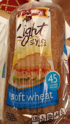Pepperidge farm, light style bread, soft wheat - Product - en
