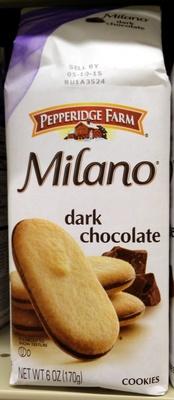 Pepperidge farm cookies milano - Product - en