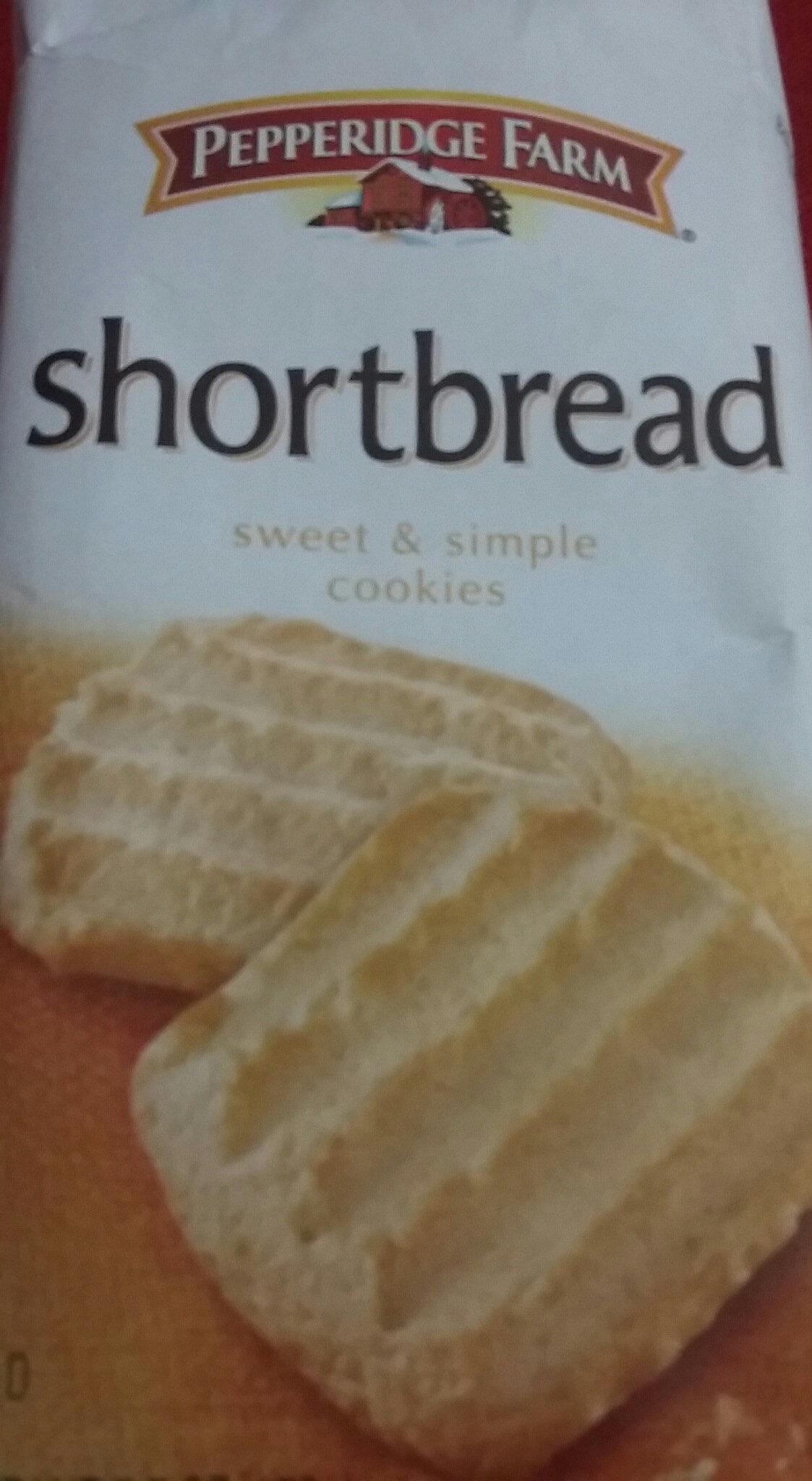 shortbread - Product