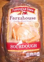 Farmhouse sourdough bread - Produit - en