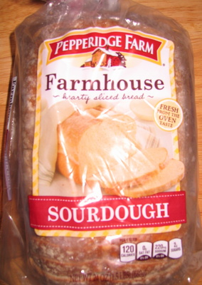Farmhouse sourdough bread - Product