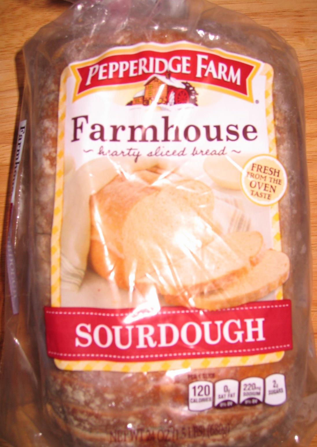 Farmhouse Sourdough - Product