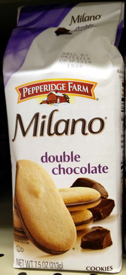 Pepperidge farm cookies choc - Product - en