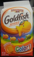 Goldfish Colors - Product