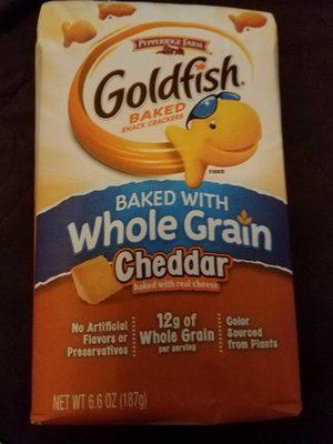 Pepperidge farm crackers cheddar - Product
