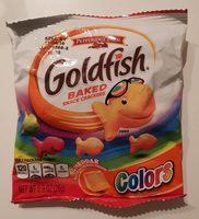 Goldfish colors - Product - fr