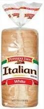 Italian bread, white - Product - en