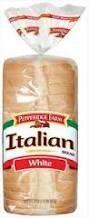 Italian bread, white - Product - en
