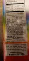 Pepperidge farm crackers cheddar - Ingredients - en