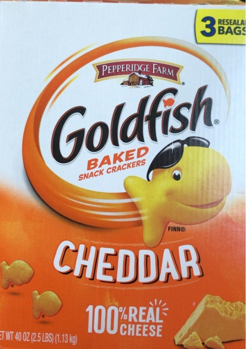 Goldfish goldfish - Product - en