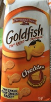 Goldfish Cheddar - Product
