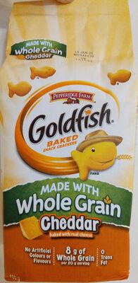 Goldfish Cheddar - Product - en