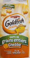 Goldfish Cheddar - Produit - fr
